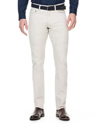 Rodd And Gunn Fencourt Slim Leg Chino Pants Stone