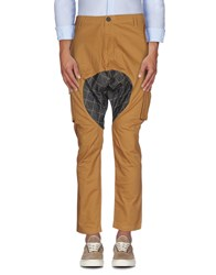 Mostly Heard Rarely Seen Casual Pants Camel