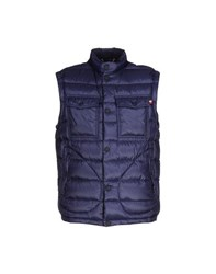 Moncler Grenoble Coats And Jackets Down Jackets Men Dark Purple