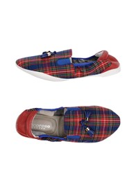 Cocorose London Loafers Red