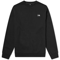 The North Face Masters Of Stone Crew Sweat Black