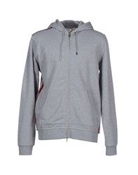 Iceberg Topwear Sweatshirts Men Grey