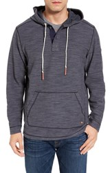 Tommy Bahama Men's Poncho Pop Henley Hoodie