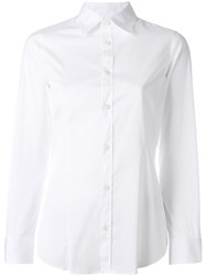 Dsquared2 Button Down Shirt White