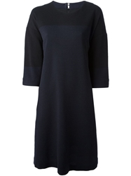Stephan Schneider Oversized Dress Blue