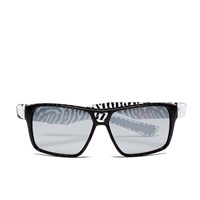 Nike Unisex Charger Sunglasses Black White