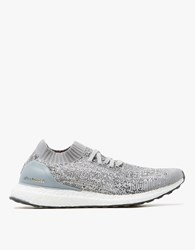Adidas Ultraboost Uncaged In Clear Grey Charcoal Solid Grey Charcoal