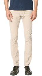 Officine Generale 5 Pocket Corduroy Jeans Stone