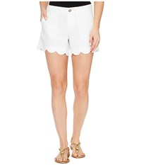 Lilly Pulitzer Buttercup Shorts Resort White Women's Shorts