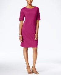 Karen Scott Petite T Shirt Dress Only At Macy's Wild Punch