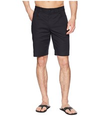 Nau Pentacle Shorts Caviar Black