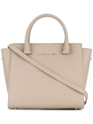 Lancaster Adeline Tote Women Leather One Size Nude Neutrals