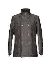 Enrico Coveri Coats And Jackets Jackets Men Grey