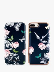 Ted Baker Mirror Folio Moondance Case For Iphone 7 Plus And Iphone 8 Plus