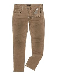 Replay Anbass Slim Fit Jean Cream