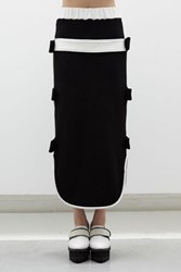 Jamie Wei Huang Lily Pencil Skirt Black