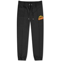 Heron Preston Style Logo Sweat Pant Black