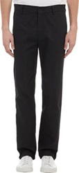 Helmut Lang Canvas Pants Black