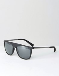 Dolce And Gabbana Square Sunglasses Black
