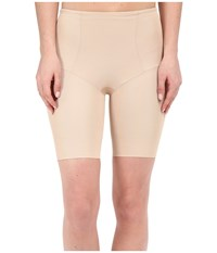 Miraclesuit Back Magic Extra Firm Shaping Thigh Slimmer Nude Women's Underwear Beige