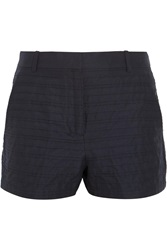 J.Crew Collection Pintucked Faille Shorts