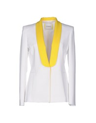 Iceberg Suits And Jackets Blazers Women White