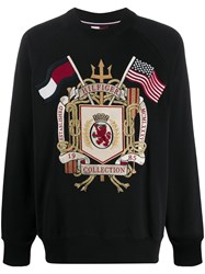 Tommy Hilfiger Hcm Archive Embroidered Sweatshirt 60