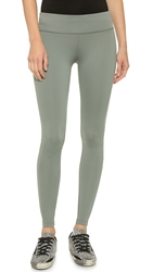 James Perse Yosemite Side Stripe Yoga Pants Silverfox