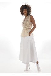 Free People Womens In The Grove Skirt