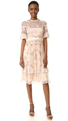 Needle And Thread Ditsy Scatter Dress Petal Pink