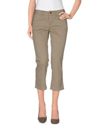 Burberry Brit Trousers 3 4 Length Trousers Women