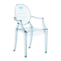 Kartell Children's Lou Lou Ghost Chair Prince