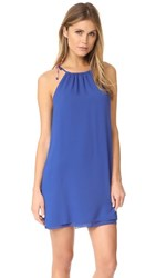 Cooper And Ella Lily Tie Top Dress Cobalt Blue