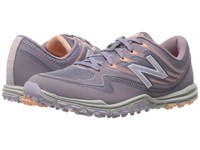 New Balance Golf Nbgw1006 Minimus Sport Purple Women's Shoes