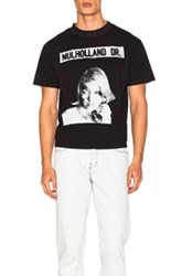 Enfants Riches Deprimes Mulholland Drive Tee In Black