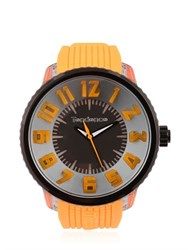 Tendence Flash Led Orange Watch