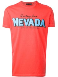 Dsquared2 Nevada T Shirt