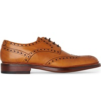 Oliver Sweeney Saunders Derby Shoes Tan