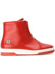 Swear 'Style Vision 8' Sneakers Red