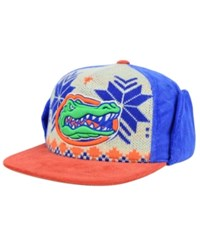 Top Of The World Florida Gators Christmas Sweater Strapback Cap