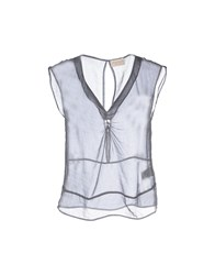Momoni Momoni Topwear Tops Women Grey