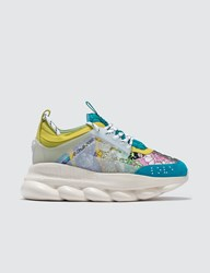 Versace Chain Reaction Trainers