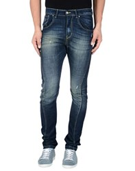 Individual Denim Denim Trousers Men
