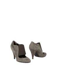 Vicini Tapeet Shoe Boots Lead