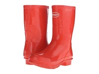 Havaianas Helios Mid Rain Boot Guava Red Women's Rain Boots