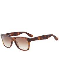 Ymc Louis Sunglasses Brown