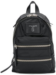 Marc Jacobs Biker Backpack Polyethylene Acetate Vinyl Black