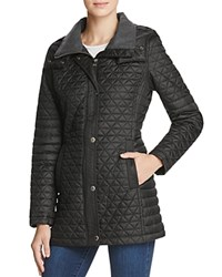 Marc New York Alexa Quilted Jacket Black