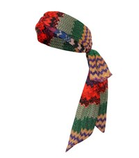 Missoni Knitted Headband Multicoloured