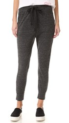 Sundry Slash Pocket Pants Heather Charcoal